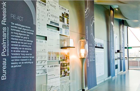 Vondelpark, ontwerp-prijsvraag nominaties