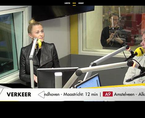 Bouwmeesters BNR nieuwsradio