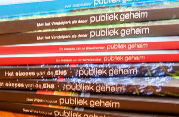 Publiek Geheim, de serie