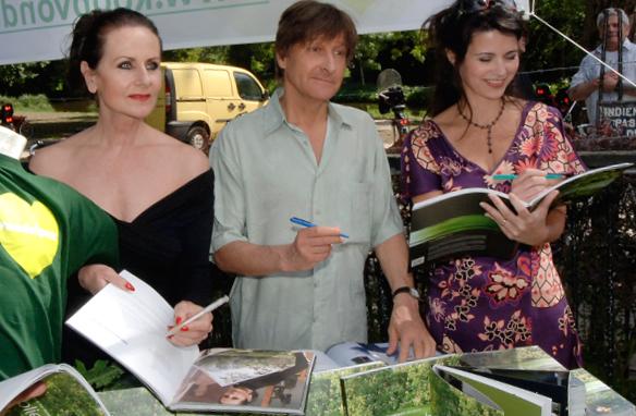 Vondelpark: lancering boek: dag van het park