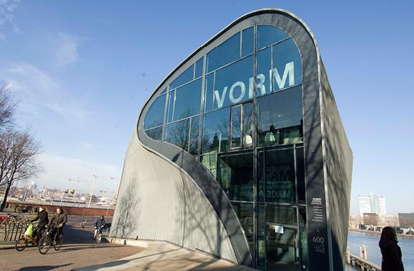 Vondelpark: tentoonstelling bij Arcam